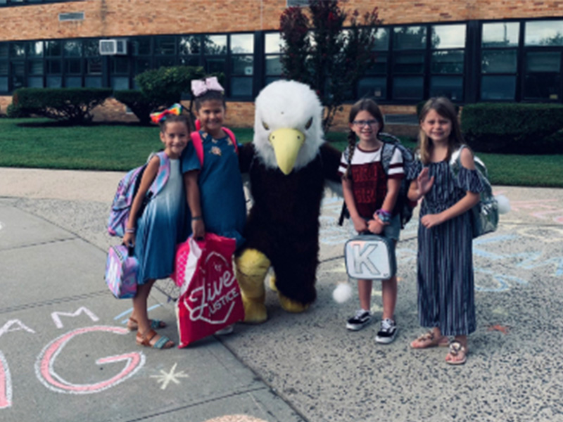 Golden Eagles Fly into New School Year