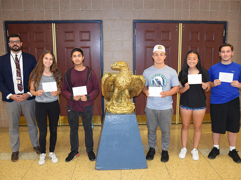 Students Among National Merit Scholarship Honorees