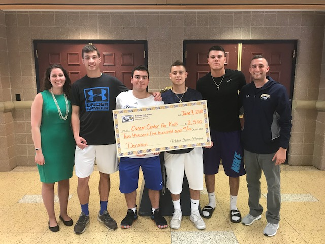 National Honor Society Supports Winthrop Children's Hospital...