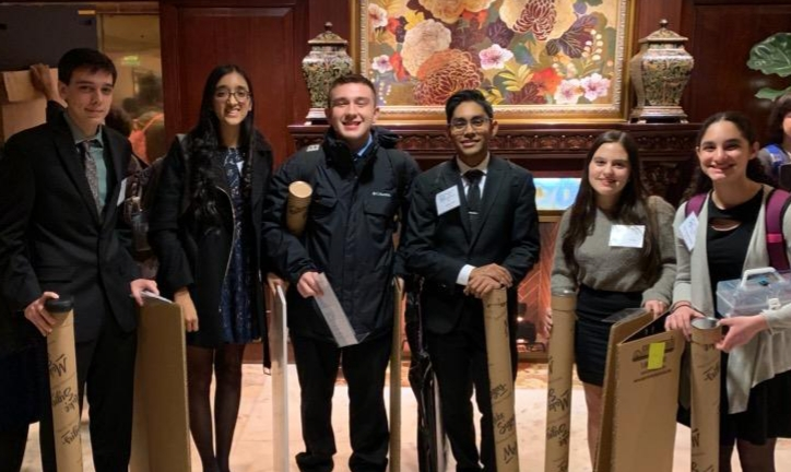 Long Island Science and Engineering Fair (LISEF)