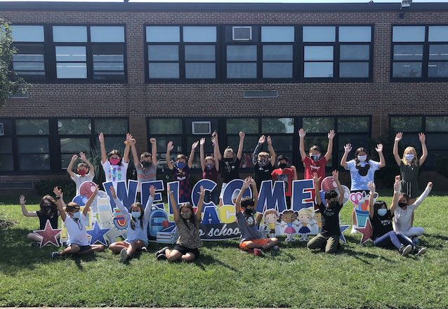 Bethpage Students Return for the 2020-2021 School Year