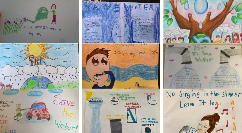 Bethpage Water District Poster Contest