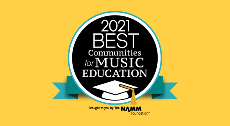 Bethpage: Best Community for Music Education