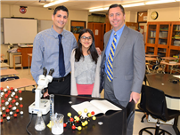 Bethpage High School Senior Smiti Shah Named a 2018 Regeneron STS Scholar