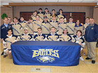 Remarkable Season for Varsity Ice Hockey Team photo