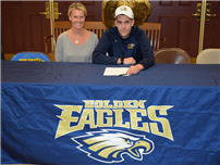 Senior Signs Letter of Intent photo