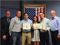 Lifeguards Honored in Bethpage photo