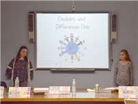 Disability and Differences Day Photo