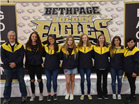 Bethpage High School Spotlights Athletic Success photo