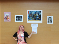 Bethpage Senior Best Among Scholar Artists photo
