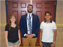 Students Named National Merit Semifinalists photo
