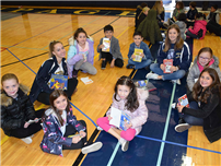 Tradition of Read to Achieve Continues at Bethpage photo