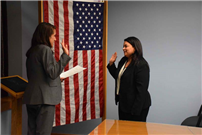 Bethpage Board of Ed Appoints Christina Scelta as Newest Trustee photo